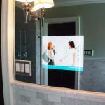 In-Mirror TV