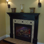 White Oaks Residence Fireplace