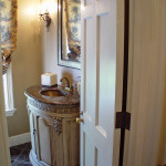 White Oaks Residence Powder Room